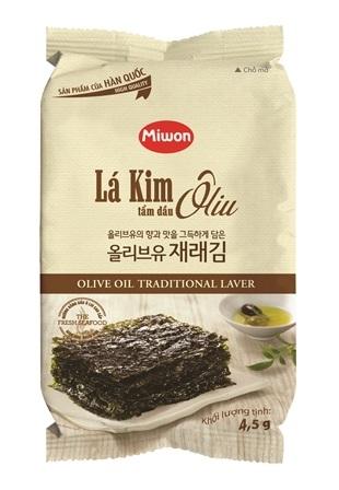 Lá Kim Tẩm Dầu Olive